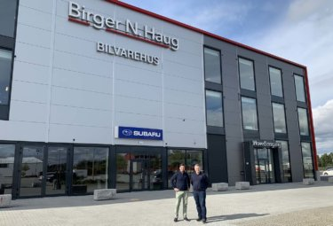 Birger N. Haug Gardermoen