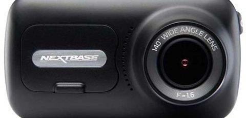 Dashbordkamera - NextBase 322GW