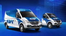 Maxus EV80 varebil og planbil