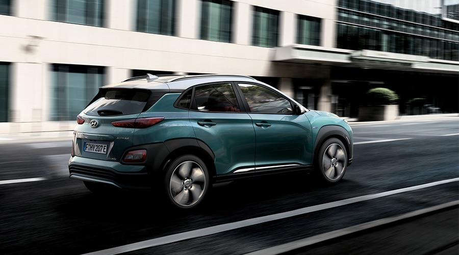 Bilde Hyundai KONA electric – Mest effektiv på vinterføre