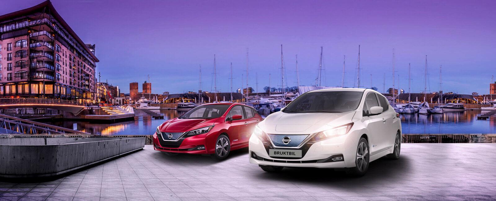 Nissan Leaf bruktbiler