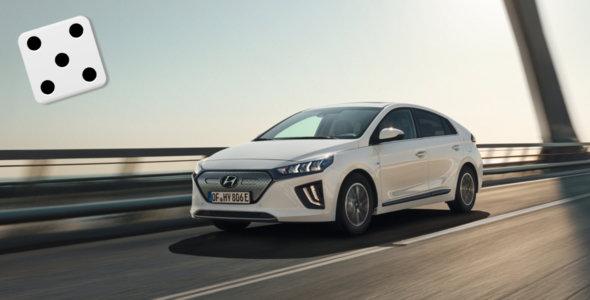 Test av Hyundai IONIQ