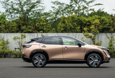 Nyhet: Nissan ARIYA elektrisk crossover